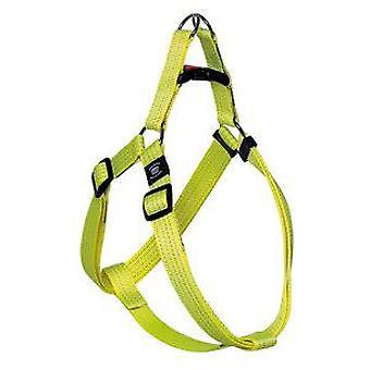 Karlie Flamingo Dog Reflective yellow harness Step&Go