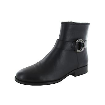 Frye & Co. Womens Adelaide Flat Bootie Shoes