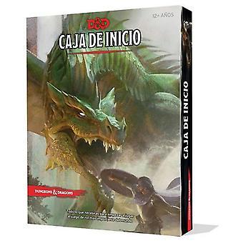 Board game Dungeons & Dragons Asmodee Starter Set (ES)