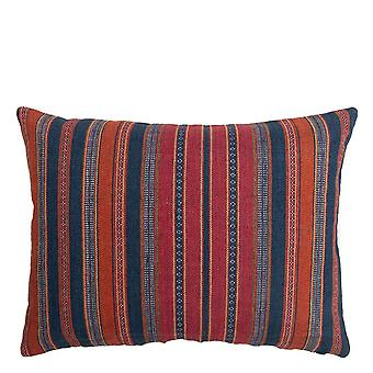 Almacan Cushion By William Yeoward In Spice Red
