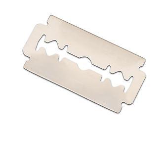 Roestvrij staal rechte scheermesjes voor het scheren