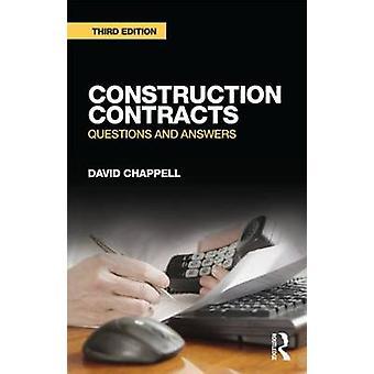 Entreprenadavtal av David Chappell