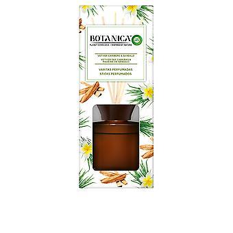 Lucht-lont Botanica Varitas Perfumadas Vetiver Caribeño & Sándalo 80 Ml Unisex