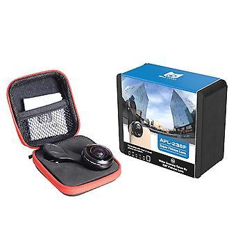 APL-238F Universal 238 Grad Fisheye Objektiv für Handy Tablet