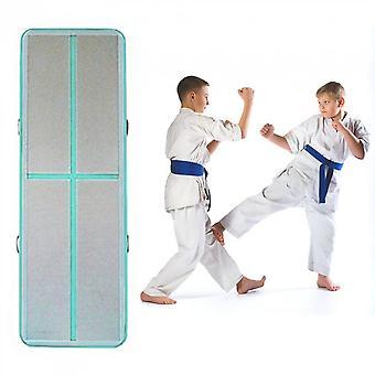 Inflatable Taekwondo Air Track Gymnastics Mat Martial Arts Training Mattress