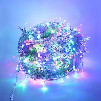 Seeunique 10m Rope Lights 100 Leds Color Changing Lights With Remote, Waterproof Lights Plug-in Twinkle Lights