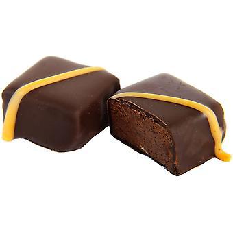 Loose Chocolates - A Kilogram Box of 'Freya' a Dark Chocolate and Orange Ganache. The Perfect Chocolate Gift by Martin's Chocolatier