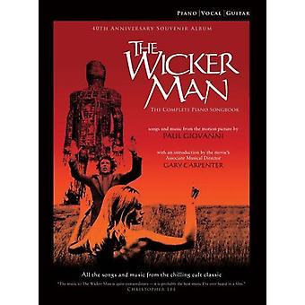 The Wicker Man Complete Piano Songbook