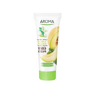 Hand Cream Aroma Green Line Melon (75 ml)
