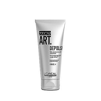Hair Paste L'Oréal Paris Tecni Art Depolish (100 ml)