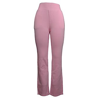WVVY By Fitty Britttty Women's Pants French Terry Lounge Pink 732874