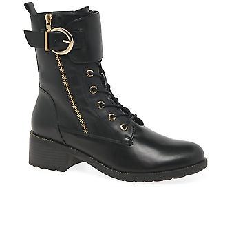 Regarde Le Ciel Emily 14 Womens Biker Boots