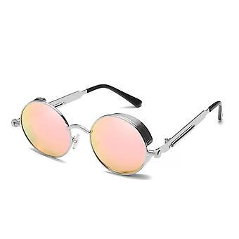 Classique Steampunk Lunettes de soleil Designer de marque de luxe