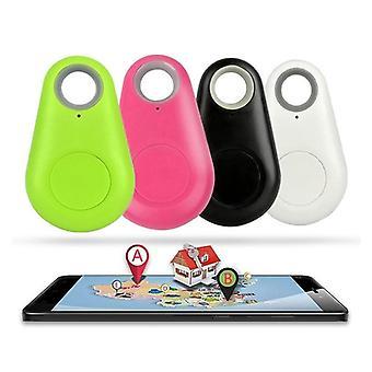 Mini Inteligentné sledovacie zariadenie Bluetooth Tracker Pet Dieťa Gps Lokátor Tag Alarm Anti-lost Key Wallet Finder