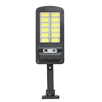 Solar Lamp Outdoor Waterproof Solar Wall Light Human Body Induction Garden Street Light Smart Street Light 12 Cob