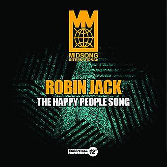 Robin Jack - gelukkige mensen lied USA import