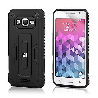 32e cas de défenseur dur pour Samsung Galaxy Grand premier G530 - noir