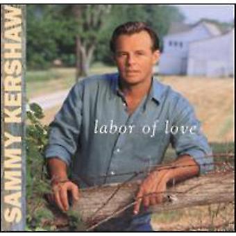 Sammy Kershaw - Labor of Love [CD] USA import