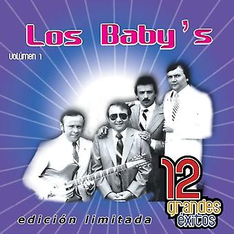 Los Baby's - Los Baby's: Vol. 1-12 Grandes Exitos [CD] USA import