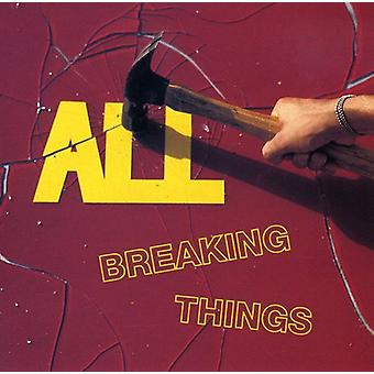 All - Breaking Things [CD] USA import