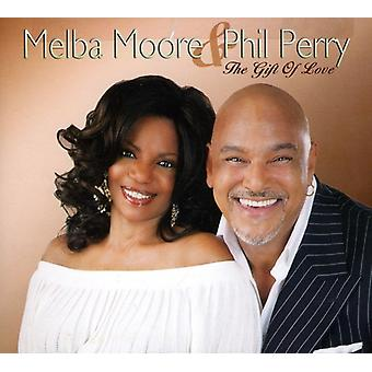 Melba Moore & Phil Perry - importation USA Gift of Love [CD]