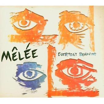Melee - Everyday Behavior [CD] USA import