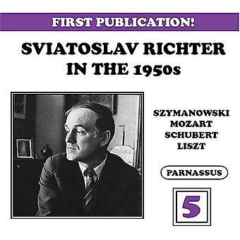 Sviatoslav Richter - Sviatoslav Richter in the 1950s, Vol. 5 [CD] USA import