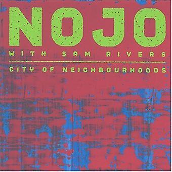 Nojo - City of Neighourhoods [CD] USA import
