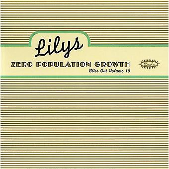 Lilys - Zero Population Growth/Bliss Out [CD] USA import