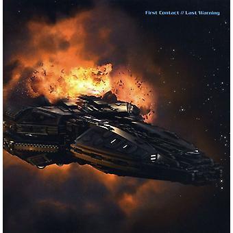 Jupiter Society - First Contact/Last Warning [CD] USA import