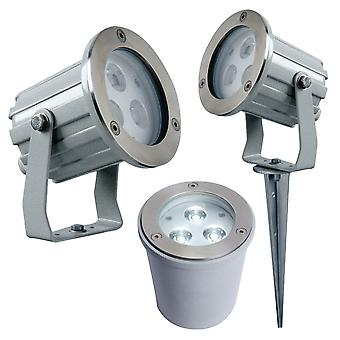 LED Robus Trinity 3 In 1 LED Spotlight Spike / Wall Spotlight / Ground Light