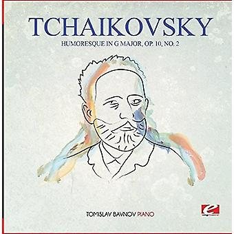 Tchaikovsky - Humoresque in G Major Op. 10 No. 2 [CD] USA import