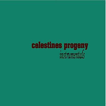 Autolect - Celestines Progeny Instrumentals [CD] USA import