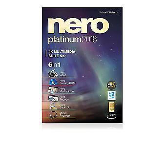 Nero Platinum Edition 2018 PC