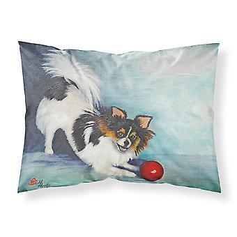 Chihuahua Play Ball Fabric Standard Pillowcase