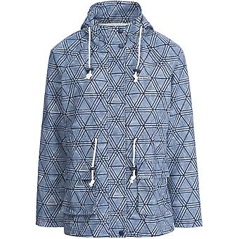 Animal Bryndley Rain Jacket in Dark Navy