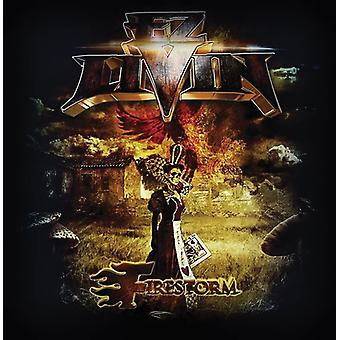 EZ Livin - Firestorm [CD] USA tuonti