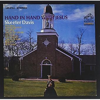 Skeeter Davis - Hand in Hand with Jesus [CD] USA import