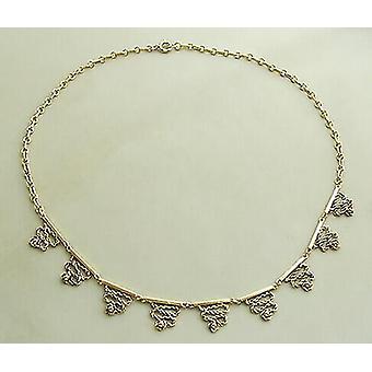 14 k guld halsband