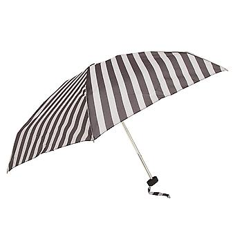 X-brella Womens/Ladies Monochrome Compact Umbrella