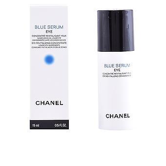 Chanel blauwe Serum Eye revitaliserende concentraat 15 Ml voor vrouwen
