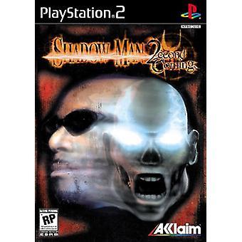 Shadow man 2 det andet komme (PS2)-fabriks forseglet