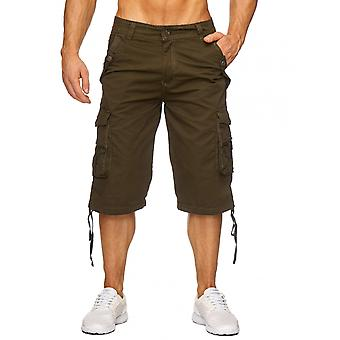 Menns Last Capri Shorts poser arbeid bukser sommer Bermuda Shorts
