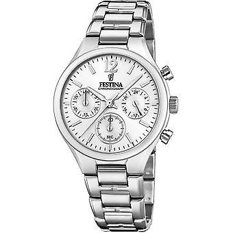 Festina Lady watch chronograph F20391-1