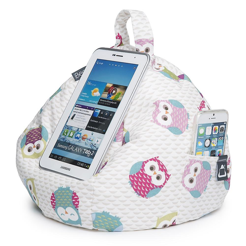IPad, tablet & ereader bean bag stand-by ibeani - uil