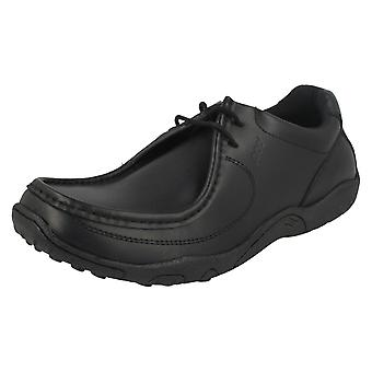 Mens Pod Lace-Up Casual Shoe NV324