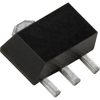 Nexperia transistor (BJT)-diskret PXT2222A, 115 SOT 89 3 nej. antal kanaler 1 NPN