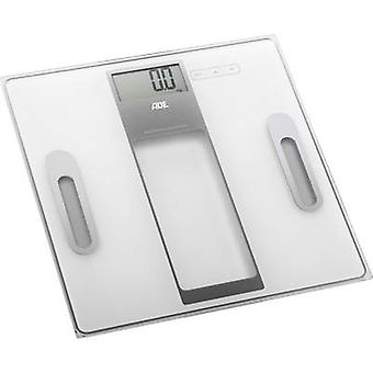 ADE BA 1301 Tabea Smart bathroom scales Weight range=180 kg White-silver