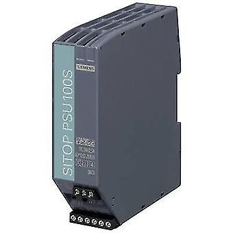Siemens SITOP PSU100S 24 V/2,5 A bară de alimentare montată PSU (DIN) 24 V DC 2,5 A 60 W 1 x