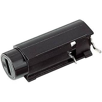 ESKA 502.710 säkring hållare passar Micro säkring 5 x 20 mm 6,3 A 250 V AC 1 dator